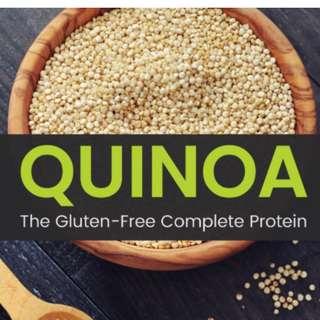 Organic White Gluten-Free Bolivian Quinoa (Open to Pre-Orders!)