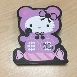 Cute Hello Kitty Memo Pad