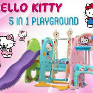 HELLO KITTY 5in1 PLAYGROUND