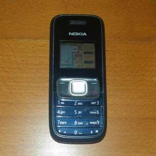 2008 Nokia 1209 Mobile Phone