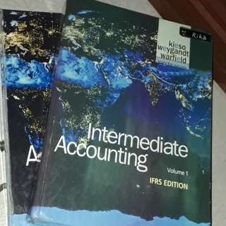 Buku akuntansi - intermediate accounting - kieso vol 1 & 2