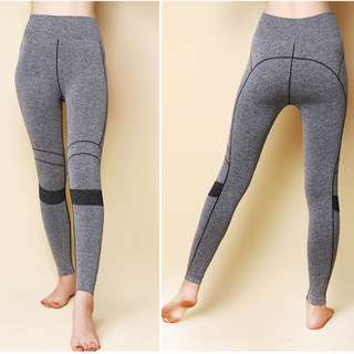Women's Sports Yoga Pants Leggings Elastic Gym Fitness Workout Running Leggings