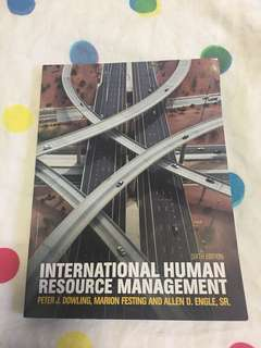 International Human Resources Management 6th Edition