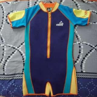 Size 160 Life Racer Thermal Swim Wear