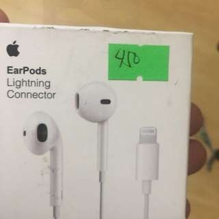 APPLE EARPODS FOR IPHONE 7