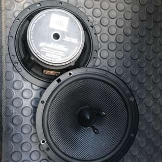 6 inch JBL car audio (only speaker) nego