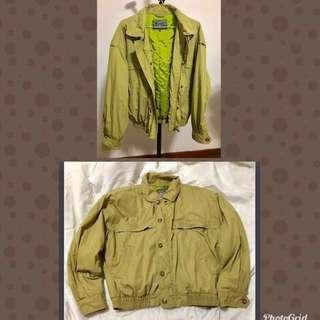 多袋近新,褸男女 unisex jacket many pockets like new size3