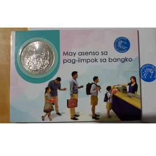 People Power Revolution Commemorative Coin Mag-impok sa Bangko Campaign