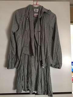hiroko koshino casual outwear set in 3