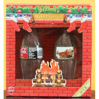 Coca-Cola 1997 Christmas Season's Greetings Collectable