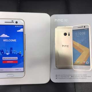全新htc 10 32gb gold