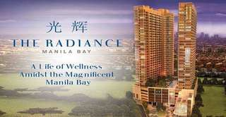 Condominium for sale the radiance manila bay