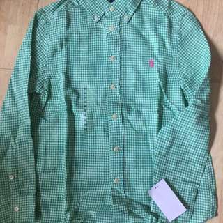 Authentic Ralph Lauren Long Sleeves Boy Size 10
