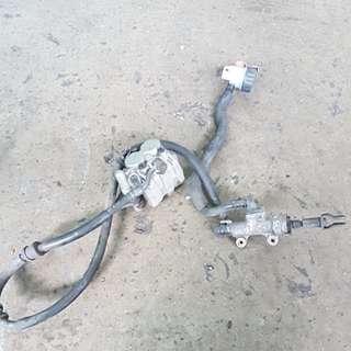 Honda Phantom TA200 Rear Master Pump Set
