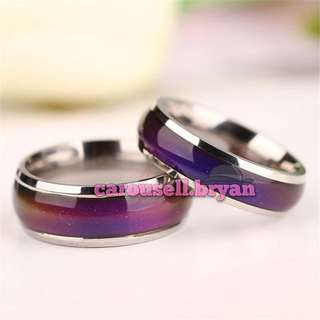 REAL Jewelry Mood Ring (Emotion Changing Color)