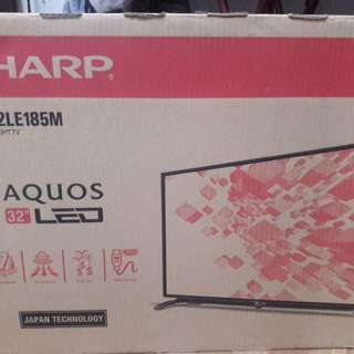 "Sharp 32"" tv"