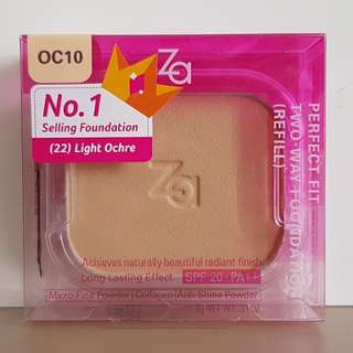 ZA Perfect Fit Two-way Foundation