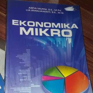 Buku kuliah ekonomi mikro - asfia dan lia
