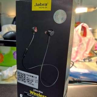 Jabra rox wireless 藍芽耳機