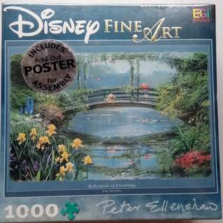 Jigsaw Puzzle - 1000 pieces - Reflections of Friendship