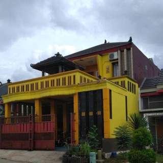 Dijual rumah di Grand depok city