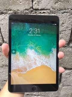 Ipad mini 4 wifi 128GB with Warranty