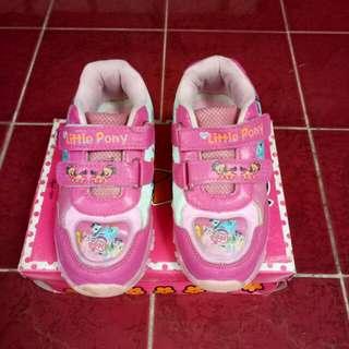 Sepatu Anak Little pony
