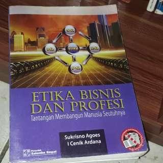 Buku etika bisnis dan profesi