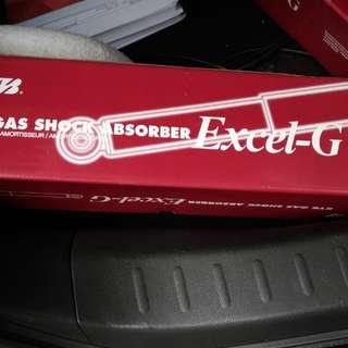 Honda Jazz / Fitt Absorber