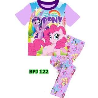 My Little Pony sleep wear set