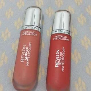 Lipstik Revlon Ultra HD Matte Lipcolor