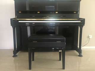 Karl Schönberg Piano in Excellent Condition
