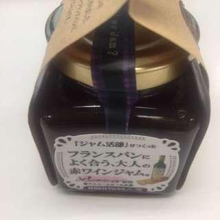 北海道 札榥 紅酒jam
