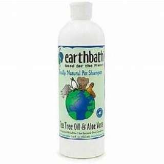 Earthbath Tea Tree & Aloe Shampoo 472ml