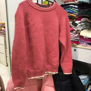 Winter time sweater for 10-11 yo girl