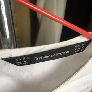 Zara TRF Size M fit to S