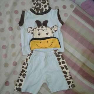 Baju bayi/anak laki-laki
