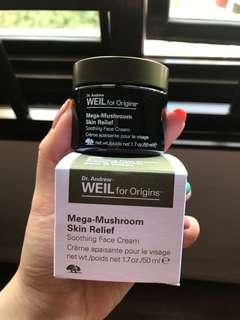 Origins Mega Mushroom Skin Relief Soothing Face Cream