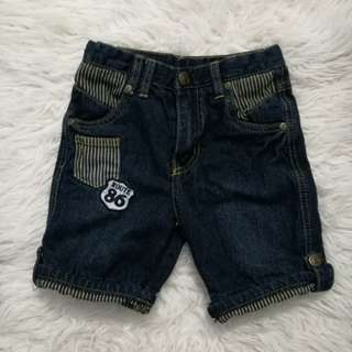 Short Denim Jeans