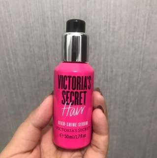 Victoria's secret hair serum