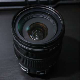 Sigma 17-70mm zoom lens for APS-C Sony A-mount  cameras (A77, A65, A58...)