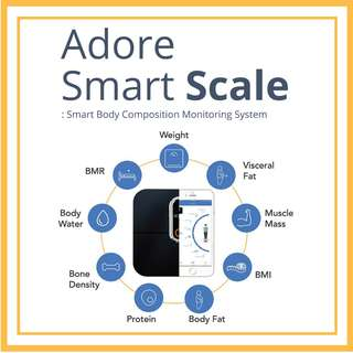 Smart Scale - US product!