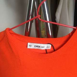 Zara Knit size M fit to S