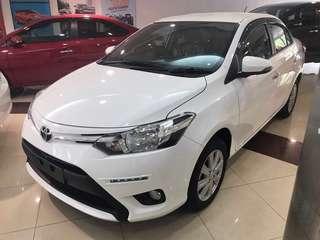 Toyota Vios 1.5  2018 Brand New