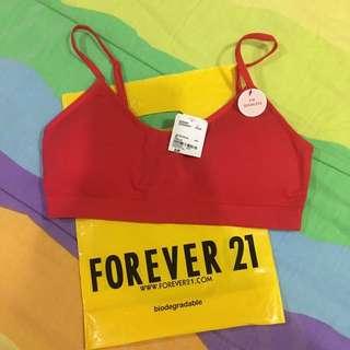 BNWT Forever 21 Seamless Bra