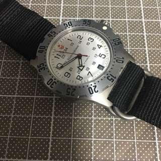 蘇聯免電軍錶kauahguyckue watch