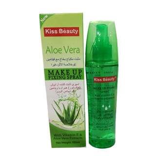 Kiss Beauty Aloe Vera Make Up Fixing Spray