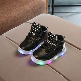 LED Sports Lights Flash Light Shoes