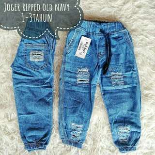 CELANA JOGER OLD NAVY ANAK 1-3TH
