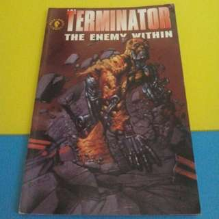 The Terminator The Enemy Within
